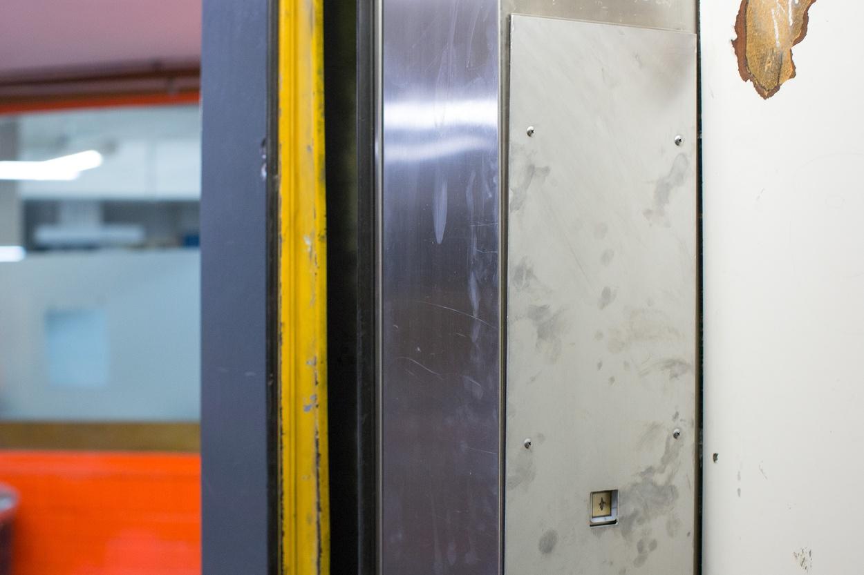 Mike Hewson: (Installation View) - Level 5, 2/9A Elizabeth Bay Rd,  Sydney