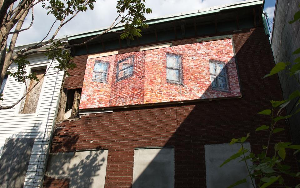 Mike Hewson: Grant Houses - 38-18 31st St, Long Island City, NY