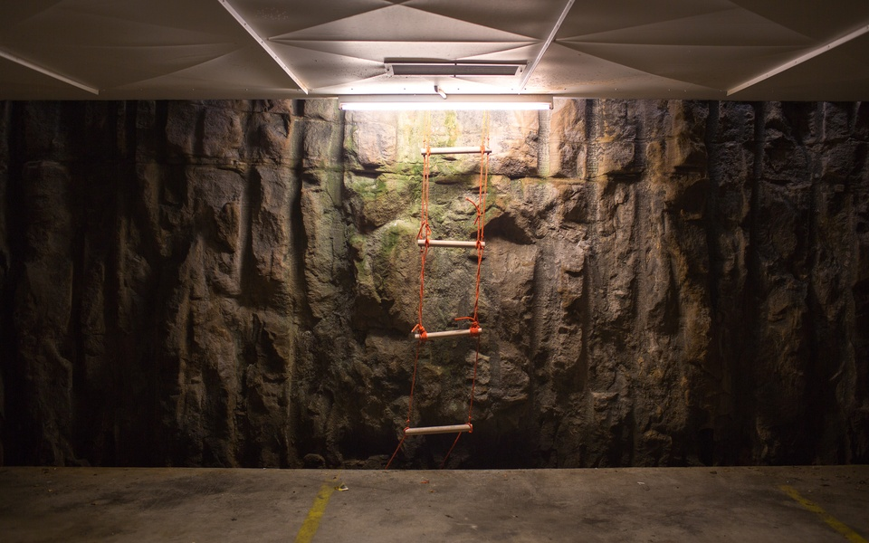 Mike Hewson: (Installation View) - Level 1, 2/9A Elizabeth Bay Rd,  Sydney
